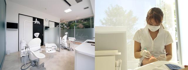 スマイルクリエーションルームで働く歯科衛生士