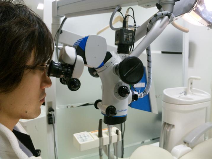 マイクロスコープ DENTA300 歯科用顕微鏡