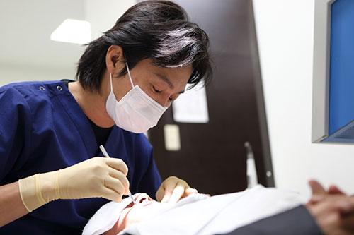 歯医者は歯髄を残したい