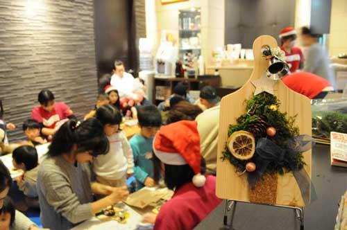 今年のクリスマス会