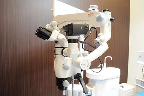 マイクロスコープ(手術用顕微鏡)とは