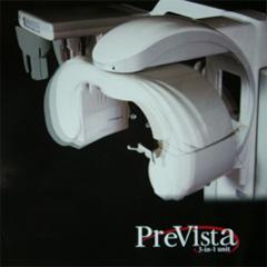 歯科用X線CT診断装置プレビスタ