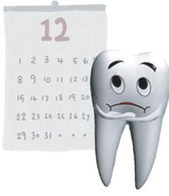 歯の治療に時間がかかるわけ