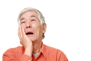 歯周病の人