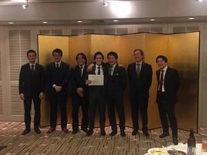 大阪SJCDテクニシャンコース 準優秀賞歯科技工士 藤坂倫成
