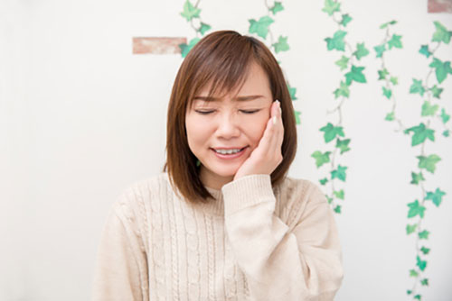 歯周病は全身疾患にもつながる、恐ろしい病気です