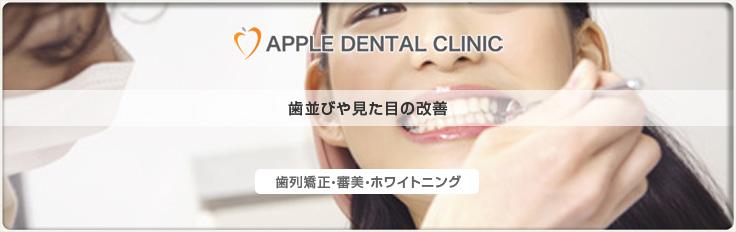 アップル歯科クリニック、歯が抜けた後の治療法