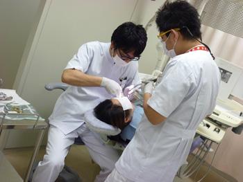 歯科医師 粟屋英信
