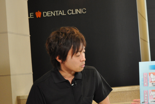 吉見院長が毎月第3金曜日、サンテレビ「キラリ★けいざい」という番組で、歯科のコーナーを担当しました